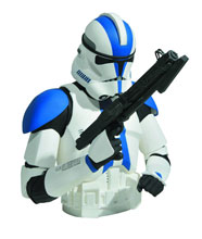 Image: Star Wars: Commander Appo Bank  - Diamond Select Toys & Collectibles