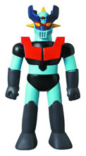 Image: Mazinger Z Vinyl Figures  (original version) - Anime