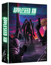Image: Appleseed XIII: Complete Series BluRay+DVD  - Anime