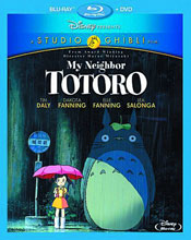 Image: My Neighbor Totoro BluRay+DVD  - Classic Anime