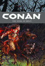 Image: Conan Vol. 16: The Song of Bêlit HC  - Dark Horse Comics