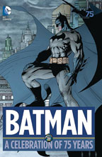 Image: Batman: A Celebration of 75 Years HC  - DC Comics