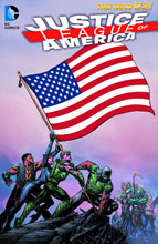 Image: Justice League of America Vol. 01: World's Most Dangerous SC  (N52) - DC Comics