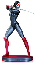 Image: DC Comics Cover Girls Statue: Katana  - DC Comics