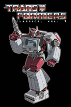 Image: Transformers Classics Vol. 07 SC  - IDW Publishing