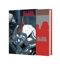Image: Transformers: All Hail Megatron HC  (deluxe edition) - IDW Publishing