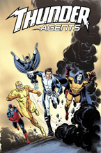 Image: T.H.U.N.D.E.R. Agents Vol. 2 SC  - IDW Publishing