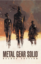 Image: Metal Gear Solid HC  (deluxe edition) - IDW Publishing