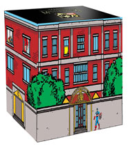 Image: Marvel Famous Firsts 75th Anniversary Masterworks Slipcase Set  - Marvel Comics