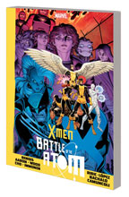 Image: X-Men: Battle of Atom SC  - Marvel Comics