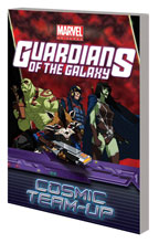Image: Marvel Universe Guardians of Galaxy: Cosmic Team-Up SC  - Marvel Comics