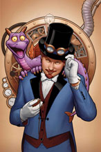 Image: Figment Poster  - Marvel Comics