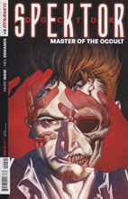 Image: Doctor Spektor: Master of the Occult #2 (Hester 25-copy incentive cover - 02021) - Dynamite