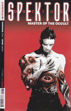 Image: Doctor Spektor: Master of the Occult #2 (Jae Lee 50-copy incentive cover - 02031) - Dynamite