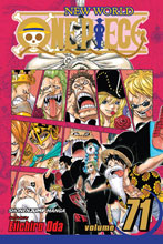 Image: One Piece Vol. 71: New World Part II SC  - Viz Media LLC