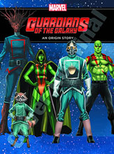 Image: Guardians of Galaxy: An Origin Story HC  (young readers) - Marvel Press