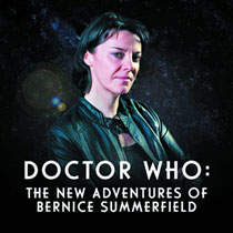 Image: Doctor Who Audio CD: New Adventures of Bernice Summerfield  -