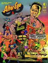 Image: Alter Ego #127 - Twomorrows Publishing