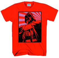 Image: Star Wars: Ray of Hope T-Shirt [Red]  (XXL) -