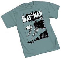Image: Batman 75th: Batman #1 T-Shirt  (XL) -