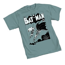 Image: Batman 75th: Batman #1 T-Shirt  (XXL) -