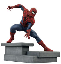 Image: Amazing Spider-Man 2 Movie Resin Statue: Spider-Man  -