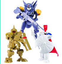 Image: Sprukits LBX Level 1 Model Kit: Assortment  -