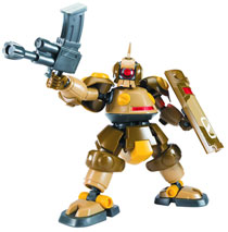 Image: Sprukits LBX Level 2 Model Kit: Deqoo  -