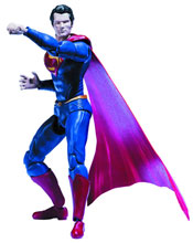 Image: Sprukits DC Level 2 Model Kit: Superman Man of Steel  -