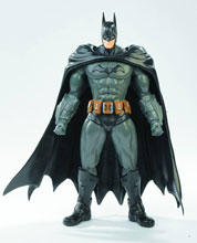 Image: Sprukits DC Level 3 Model Kit: Batman Arkham Final  -