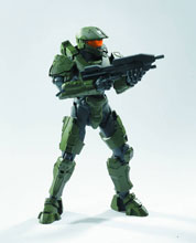 Image: Sprukits Halo Level 3 Model Kit: Master Chief  -
