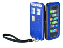 Image: Doctor Who Tardis Bookends  -