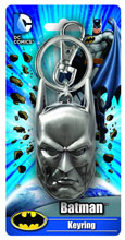 Image: Batman Pewter Keyring: Batman Head  -
