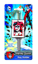 Image: Harley Quinn PVC Key Holder  -