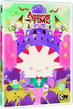 Image: Adventure Time: The Suitor DVD  -
