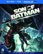Image: Son of Batman: DC Universe Original Movie BluRay+DVD  -