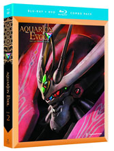 Image: Aquarion Evol Part 02: Episodes 14-26 BluRay+DVD  -