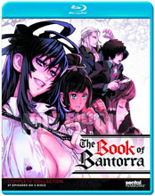 Image: Book of Bantorra Complete Collection BluRay  -