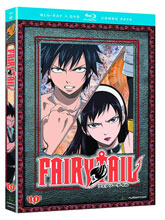 Image: Fairy Tail Part 10 BluRay+DVD  -
