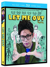 Image: Let Me Out BluRay+DVD  -