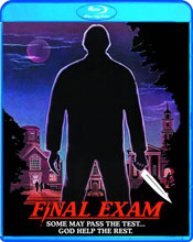 Image: Final Exam BluRay  -
