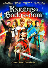 Image: Knights of Badassdom BluRay  -