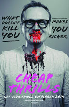 Image: Cheap Thrills BluRay  -