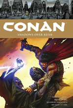 Image: Conan Vol. 17: Shadows Over Kush SC  - Dark Horse Comics