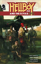 Image: Hellboy and the B.P.R.D.: 1952 SC  - Dark Horse Comics