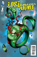 Image: Green Lantern: Lost Army #1 (2015) - DC Comics