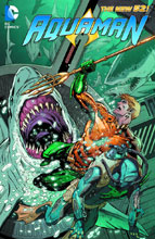 Image: Aquaman Vol. 05: Sea of Storms SC  - DC Comics