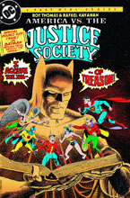 Image: America vs. The Justice Society SC  - DC Comics