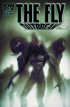 Image: Fly: Outbreak #4 - IDW Publishing