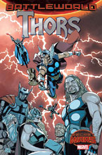 Image: Thors #1 - Marvel Comics